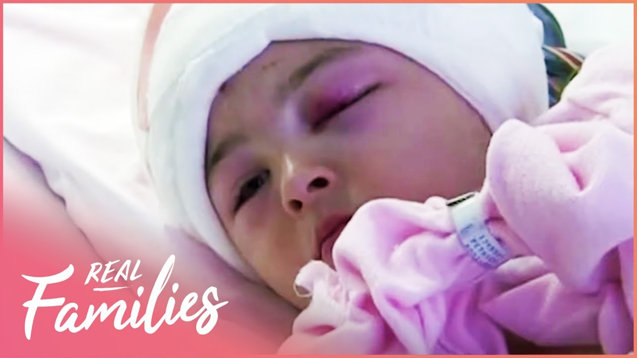 She Can Suffer Up To 30 Seizures a Day | Little Miracles S3 Ep25 | Real Families with Foxy Games