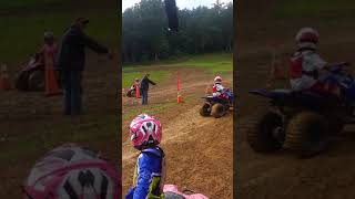 Jersey shore race kids quad 8-12-17