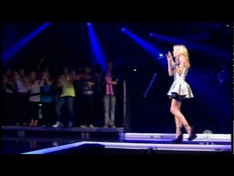 Emily Osment - Let's Be Friends (Live On The Dome 55)