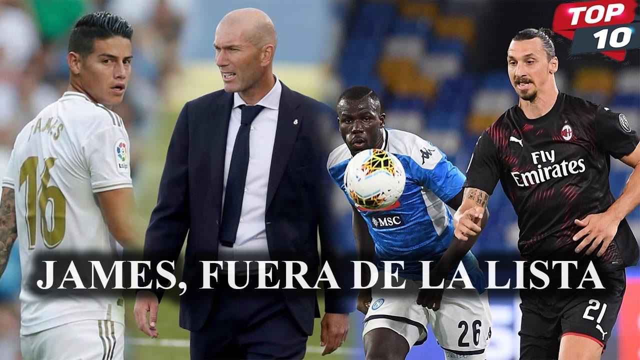 James Rodríguez sigue sin aparecer  |  GRAN ACTUACIÓN DE OSPINA