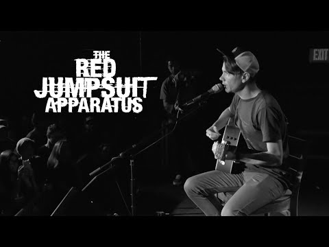 The Red Jumpsuit Apparatus - Face Down [Live]
