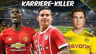 Karriere-Killer | Diese Spieler hätten niemals den Verein wechseln sollen | Spieler Facts
