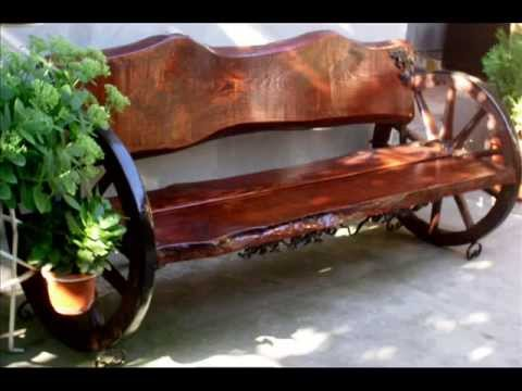 Mobilier Rustic si