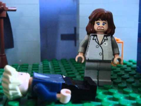Lego Doctor Who The 3rd Doctors Regeneration