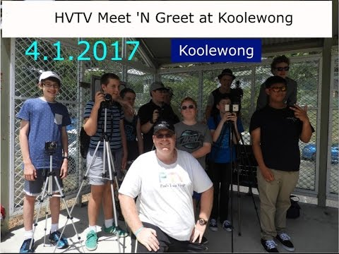 HVTV Meet 'N Greet at Koolewong 4.1.2017