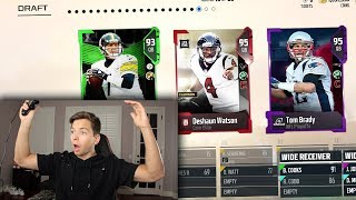 LOWEST JERSEY NUMBER DRAFT!! | MADDEN 18 DRAFT CHAMPIONS CHALLENGE