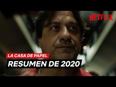 2020 by Arturito | La Casa de Papel | Netflix España
