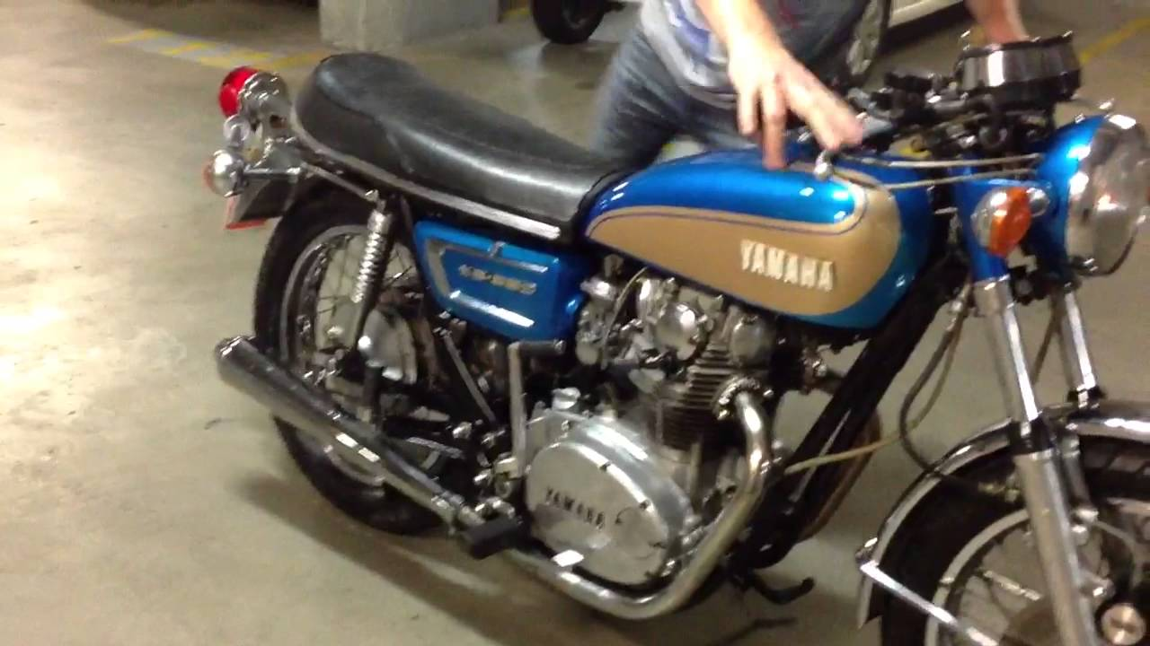 Yamaha XS650 by CR351 | Bike EXIF