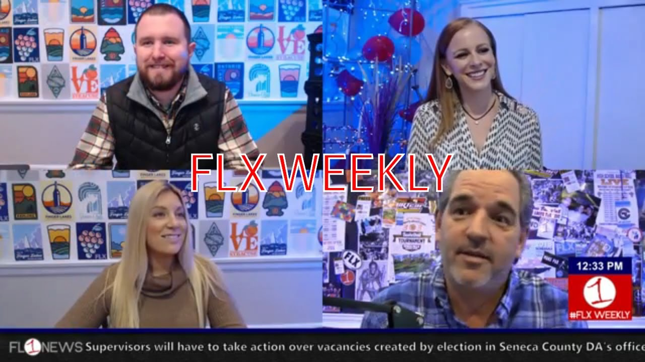 Christmas trimming, decking the halls & the first weekend of December .::. FLX Weekly 11/28/18