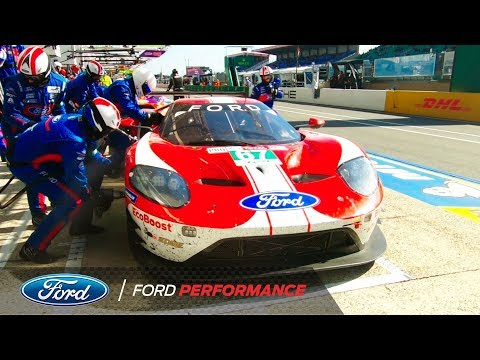 Highlights from the 87th Running of Le Mans 24 | Ford Performance