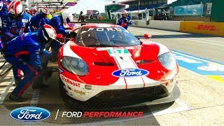 Highlights from the 87th Running of Le Mans 24 | Ford Performance thumbnail