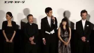「エンタステージ」http://enterstage.jp/ 舞台に映画にと大活躍中の松...