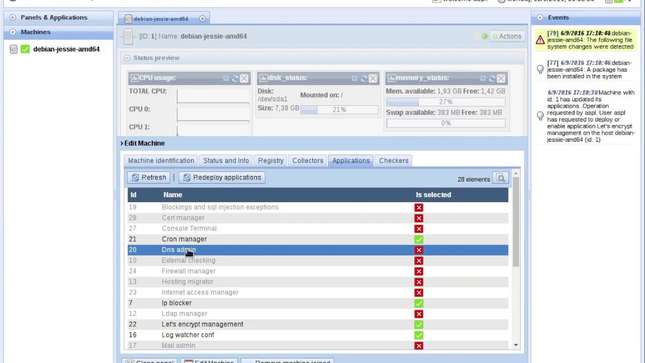 Certificates « Core-Admin