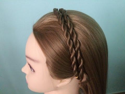 AnaTran - Cách xoắn tóc hai bên thành cài tóc