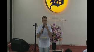 Culto de Doutrina - Pr. Carlos Alberto Maia - 08.03.2018
