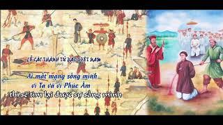 Le Cac Thanh Tu dao VN   Gx Phu Binh le chieu