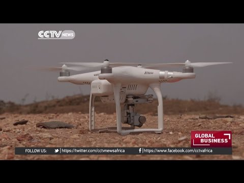 Ghanaian drone firm reaps from high demand of aerial photography & video