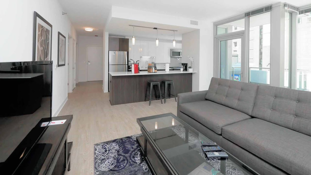 Tour A Suite Home Chicago 1 Bedroom At The Luxurious New