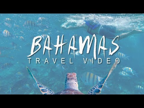 Bahamas Adventure Travel Video // Carnival Cruise
