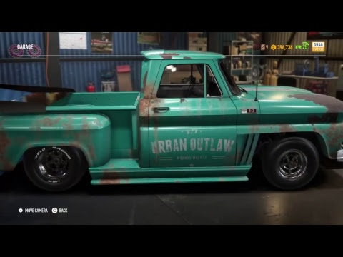 need for speed payback super build c10 pickup lvl340 youtube. Black Bedroom Furniture Sets. Home Design Ideas