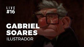 Live #16 | Brushes e Luz com Gabriel Soares
