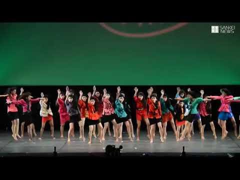 【フル動画】ダンシングヒーロー バブリーダンス 登美丘高校ダンス部【ダンス甲子園】