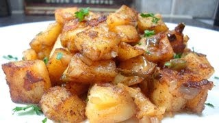 How To Make Home Fries - Easy Cooking!