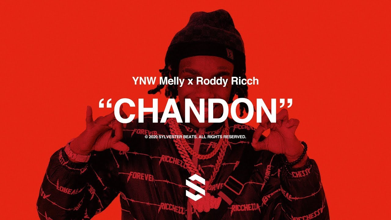 "[FREE] YNW Melly x Roddy Ricch Type Beat ""CHANDON"" | Free Type Beat 2020"