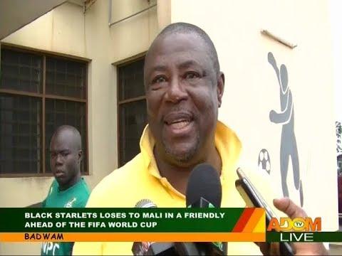 Badwam Sports on Adom TV (21-9-17)