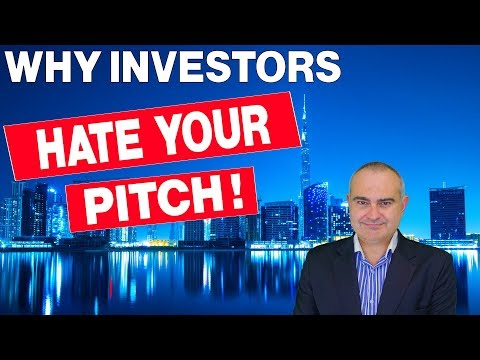 Why Investor Hate You Pitch And How To Fix It