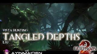 ★ Guild Wars 2 ★ - Vista Hunting - Tangled Depths