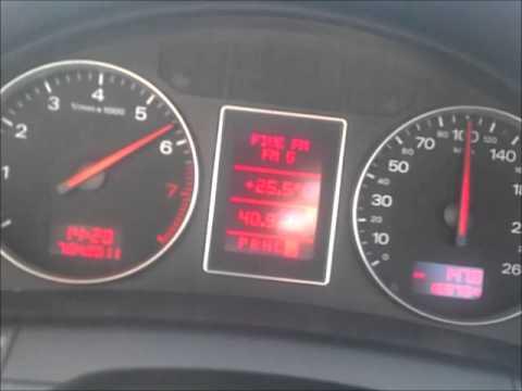 2004 Audi (B6) A4 1.8T multitronic - 0-150km/h