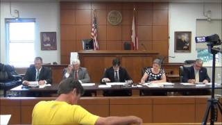 Jackson County Commission May 20, 2013 Work Session