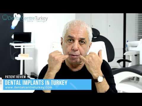 Dental Implants in Turkey | Is it Safe?