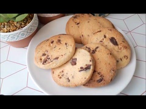 recette-cookies-très-moelleux-au-pépites-de-chocolat,-facile-et-rapide