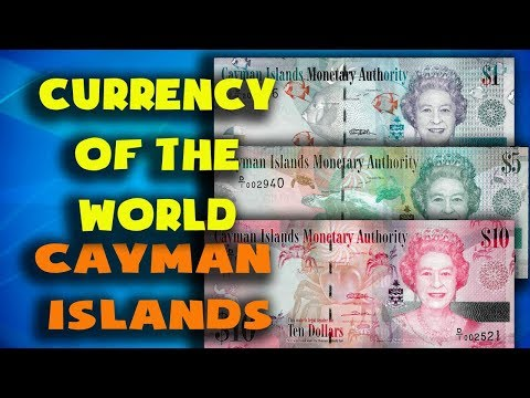 Currency Of The World - Cayman Islands. Cayman Islands Dollar. Exchange Rates Cayman Islands