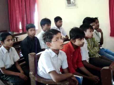 Song Service At SS, SDA Church Bhilai