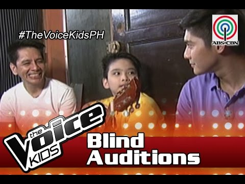 The Voice Kids Philippines 2016 Blind Auditions: Meet JC from Tondo, Manila