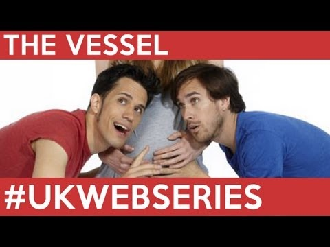 The Vessel interview with the creators | #UKWebSeries Episode 1 | British Web Series Show