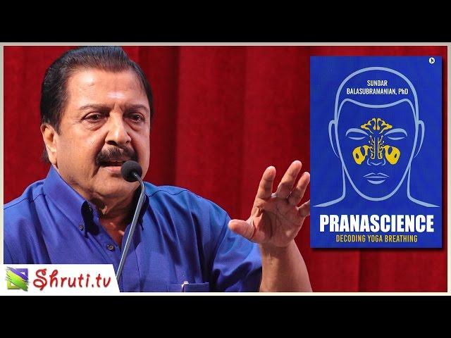 Yoga with breathing exercise | Sivakumar Amazing Speech | Pranascience