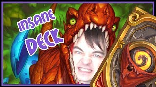 This deck turns out to be pretty INSANE! | Deathrattle hunter | The Boomsday Project | Hearthstone