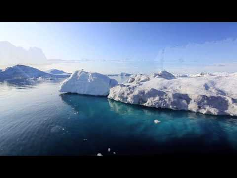 Grønlapse - Time Lapse Short Film of Greenland (HD)