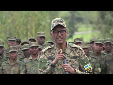 RDF Combined Arms Field Training Exercise | Remarks by President Kagame | Gabiro, 11 December 2018