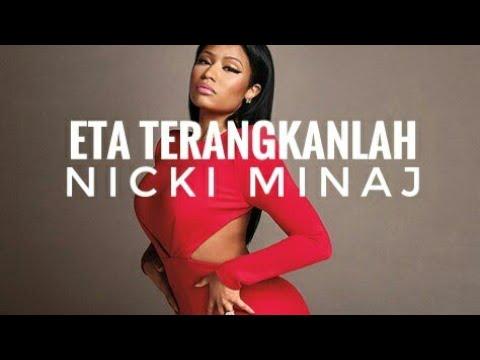 ETA TERANGKANLAH (Parody) by Nicki Minaj