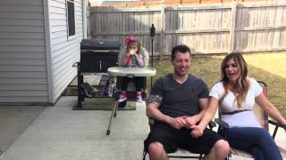 Best Sibling Gender Reveal! 2yr old reveals gender to parents