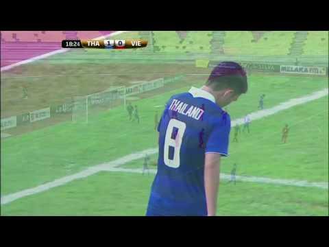Highlights U19 Việt Nam 0-2 U21 Thái Lan