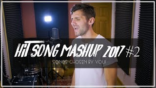 Hit Song MASHUP 2017 #2 (Unforgettable, Numb and More)