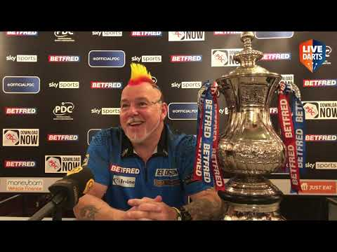 """Peter Wright on winning the World Matchplay: """"I might have a big mouth but I've backed it up"""""""