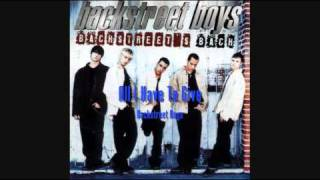 Backstreet Boys - All I Have To Give (HQ)