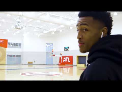 MUST-SEE: Hawks Players Impressed By Brand New Emory Sports Medicine Complex